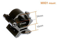 Brinyte MX01 Magnetic mount 25.4-27mm scope Mount