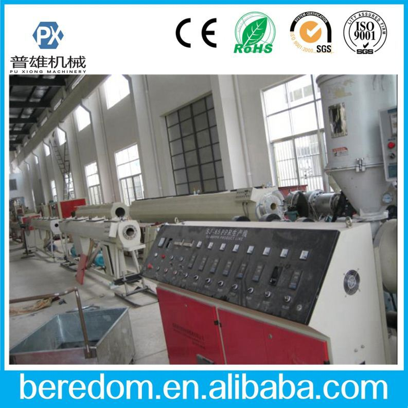 Super Quality Flexible Pe Pp Wire Manufacturing Pipe Extrusion Machine