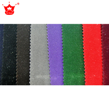 High quality wholesale 100% cotton textile popeline suede fabric