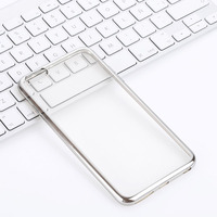 2015 Newest transparent case free sample 0.35mm ultra thin phone case for iPhone 6s