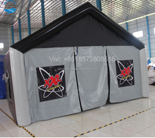 Advertising folding inflatable party tent, inflatable camping tent