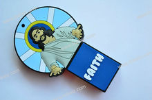 christianity custom USB sick full capacity with your logo 2gb 4gb 8gb