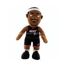 Wholesale 14 inch Plush Doll - Lebron James in 2014