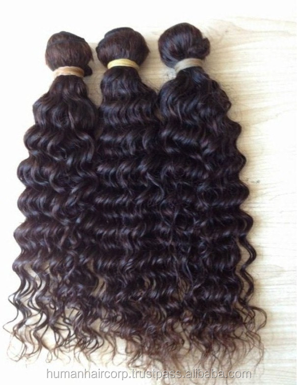 Best quality Brazilian human hair extension, from 10''-36'' in stock