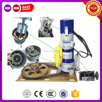 Three phase induction motor with 350 HZ Remote control 750w