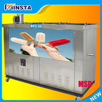 commercial automatic ice-cream popsicle stick making machine, ice lolly stick machine