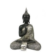 WGFX02A High quality novelty figurines resin shakyamuni buddha statues for sale