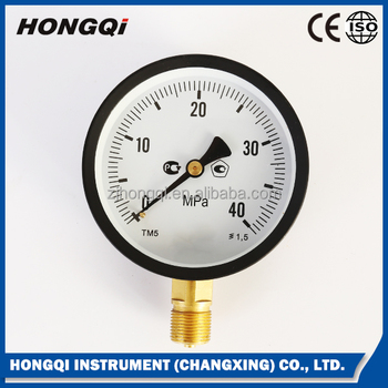 Y-100 mini digital air pressure gauge manometers for sale