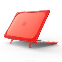 Ultrathin clear matte anti-scratch shield TPU case for Macbook pro 13' retina screen