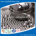 Best price of 12.7mm carbon ball with hole for sale