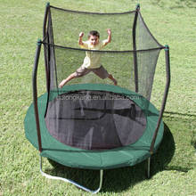 cheap gymnastics equipment for sale/fitness trampoline bed