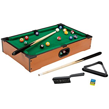 China Kids Indoor Game Toy Mini Pool Table