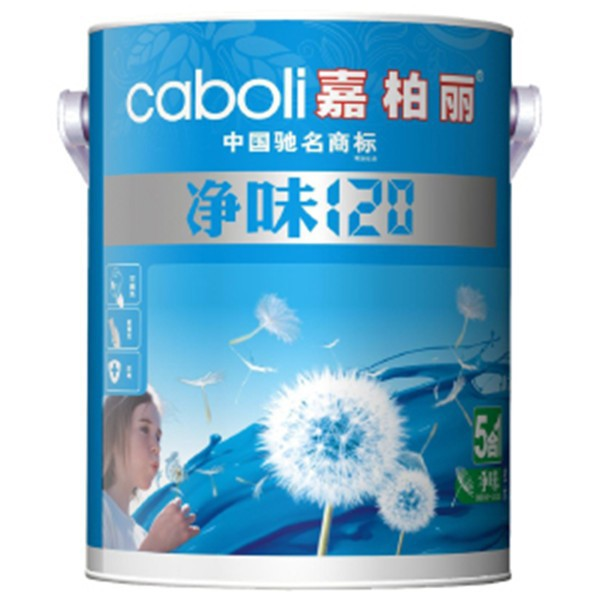 Caboli water base nano wall paint