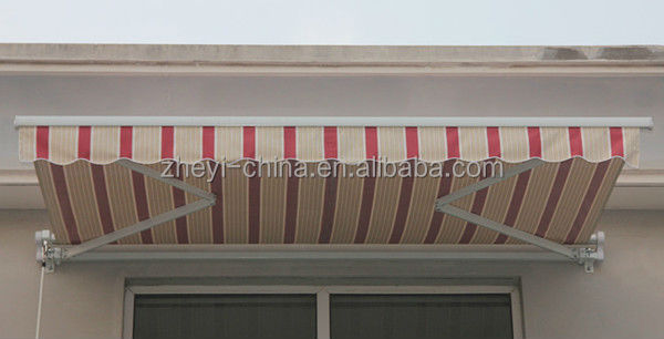 cheap aluminum awning used for sale