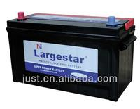 Largestar 12v 100Ah Pick-up/Truck starting battery Producer