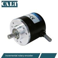 shafted optical rotary encoder GHS46 series waterproof