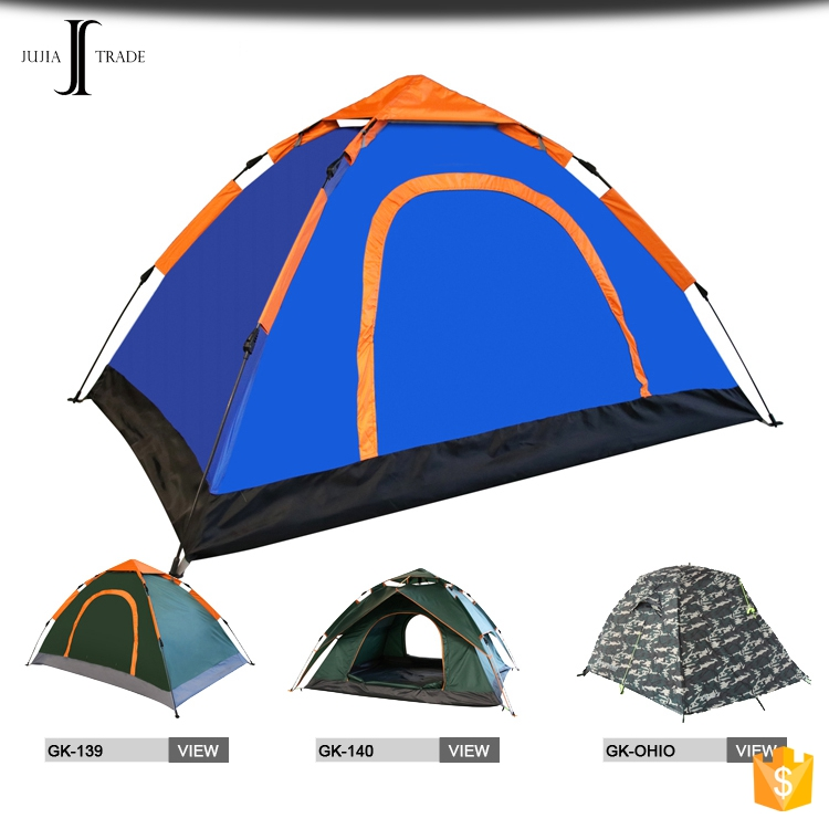 JUJIA-622196 four season outdoor tent wholesale extra large military canvas outdoor camping tent camping outdoor for sale