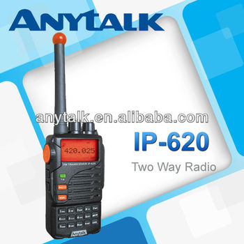 IP-620 waterproof IP-65 amateur radio transceiver