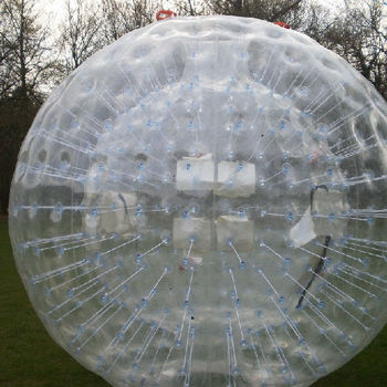 High quality cheap commercial games zorb balls for sale