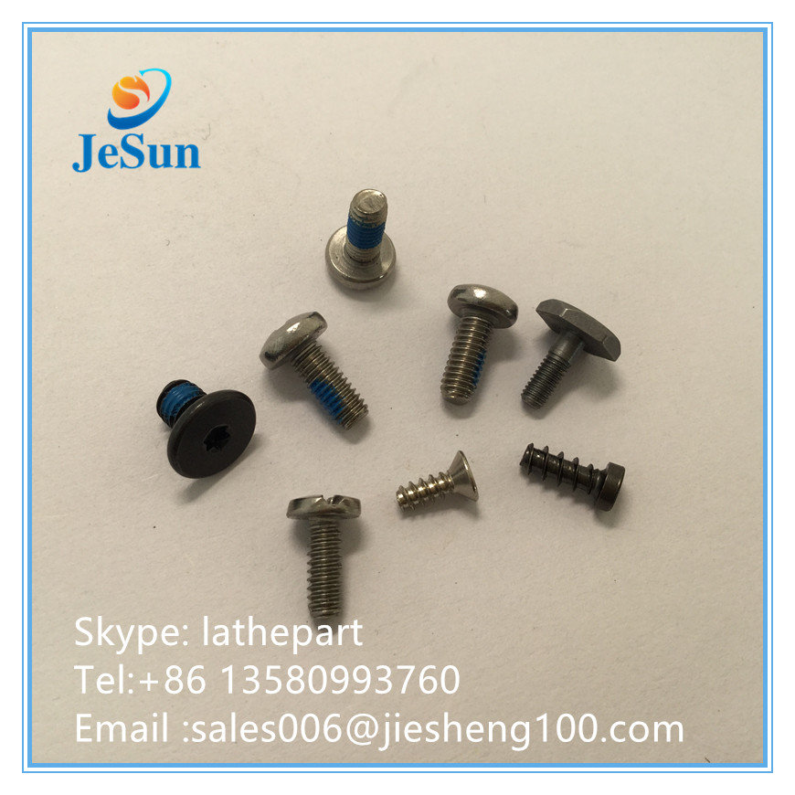 China supplier hollow small screw