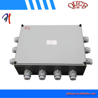 Explosion Proof Electrical Distribution Box Ip65