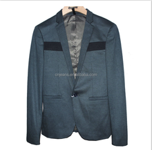 GZY wholesale top quality latest fashion blazers for men