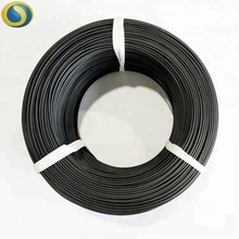 Cross linked UL 3266 XLPE awg annealed electronics plastic coated wire