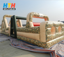 hot sell PVC inflatable obstacle combo