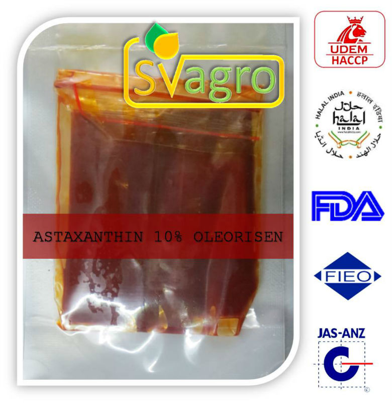 Supply natural Astaxanthin