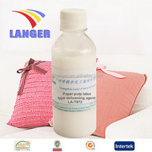 Great defoaming ability Paper pulp latex type defoaming agent