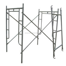 H Frame with cross brace with pin 4 joint Scaffolding