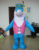 cartoon character shark mascot costume adult shark mascot costume