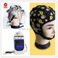 Wireless ambulatory EEG mapping and analysis system