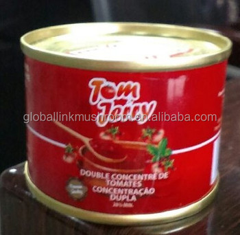Tomato paste 210g Africa quality