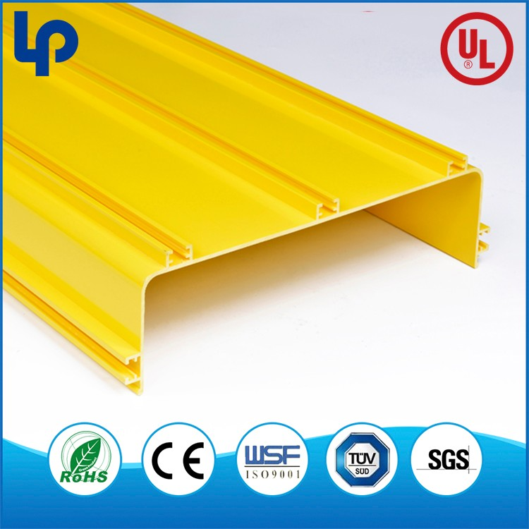 plastic optical fiber cable tray and trunking prices