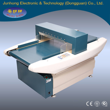 Light structure and move conveniently metal detector for textile industry
