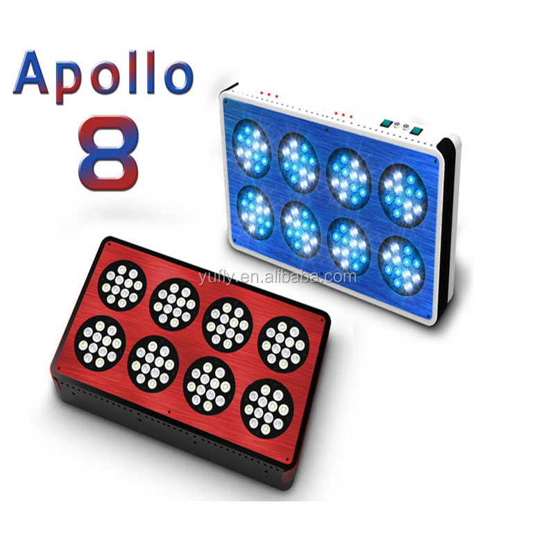 Manufacturers apollo-8 plant lights on the new plant light hydroponics grow lights plant photosynthesis nursery lamp