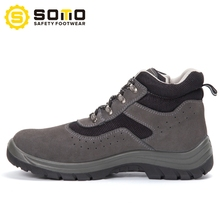 SOMO Cheap Low Price Sports Type Waterproof Work Safety Shoes