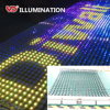 P37.5 new background led dot pixel mesh screen outdoor