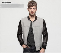 Special most popular men's coat leather jacket for men