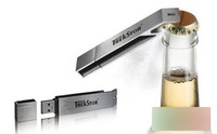 real capacity metal usb bottle opener usb drives 4GB/8GB/16GB/32GB flash memory gifts pendrives