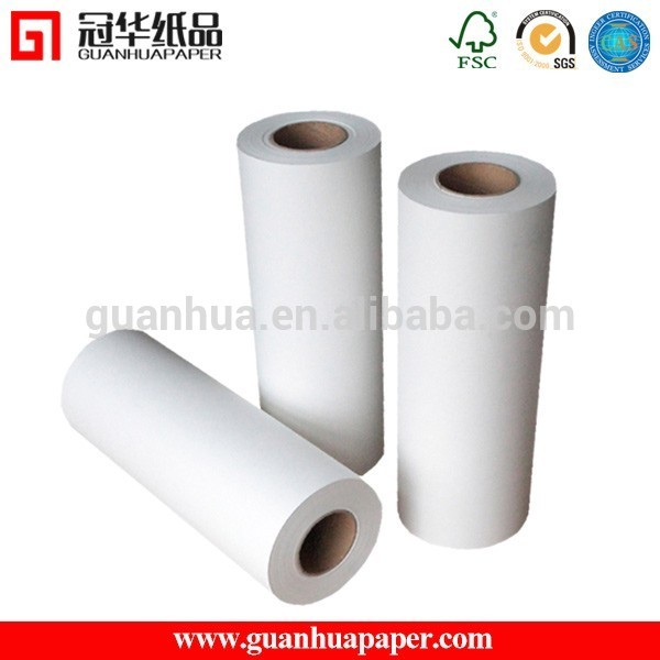 2017 New heat transfer roll paper sublimation Transfer Paper