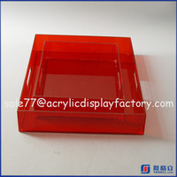 clear acrylic serving tray portable lucite serving trays wholesale price