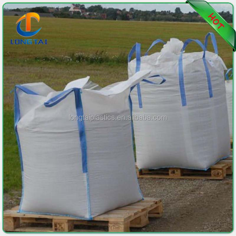 1000kg big bag for packaging sand cement,1 ton jumbo bag size