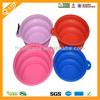 Foldable Silicone Pet Bowls Pet Feeding Tools pet feeder
