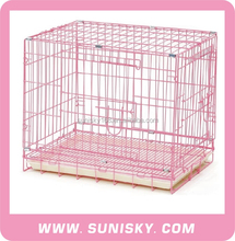 New Stylish Large Size Wire Mesh Pet Cages Dog Cages