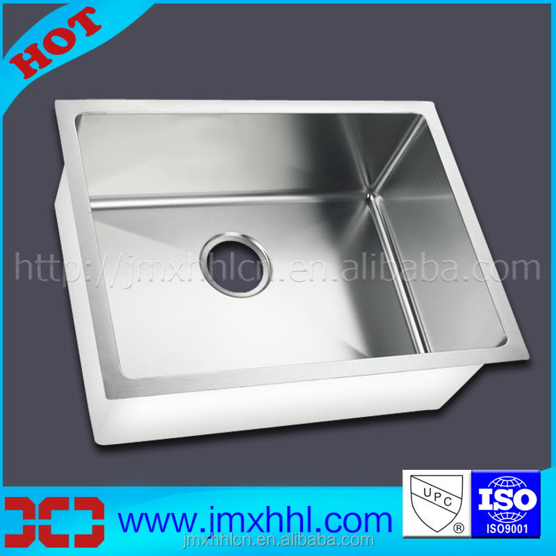 Hot sale stainless steel hair salon wash sink