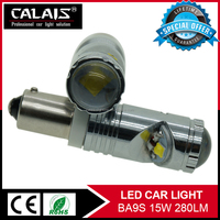 LED indicator bulb for 15W car BA9S led car lamp with CE and RoSH certified