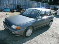TOYOTA STARLET 1993 ID{603} JAPANESE USED CARS SECOND HAND VEHICLE