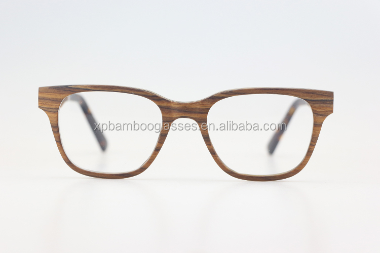 Treding Top Sale Custom Made Wood Glasses Ooptical Eyeglass Frames For Men